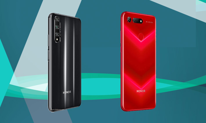 HONOR 20 VS HONOR View 20