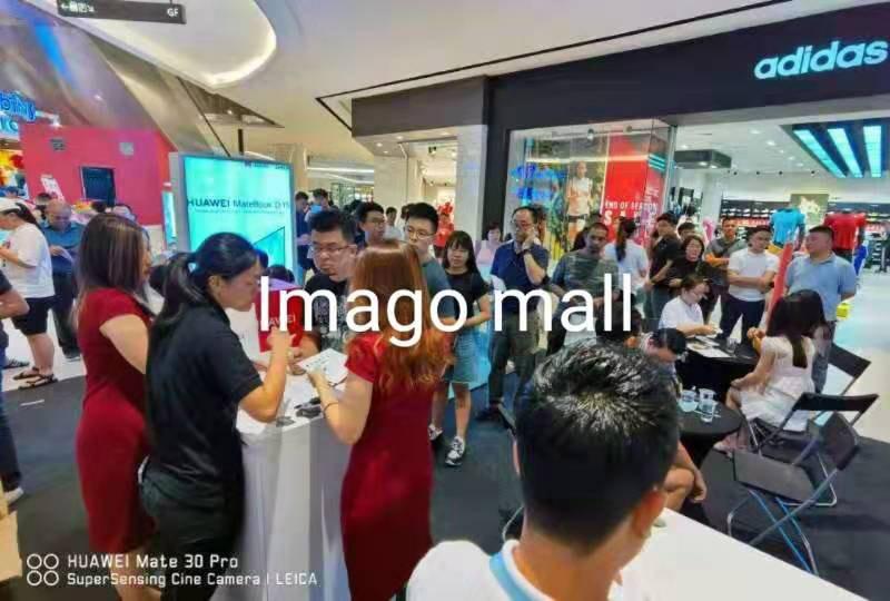大马Huawei Matebook D 15首销售罄
