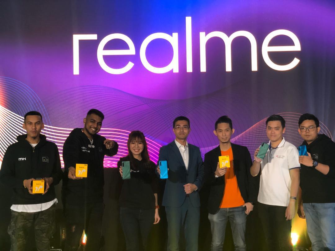 大马realme 5i、realme Buds Air发布,售价RM299起 1