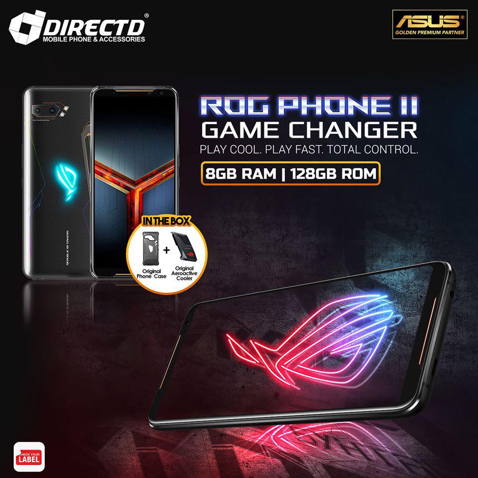 大马ASUS ROG Phone 2 8