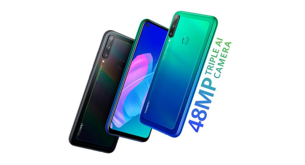 Huawei Y7p在泰国发布