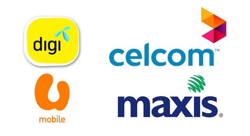 教你如何redeem各大Telco每天免费1GB data