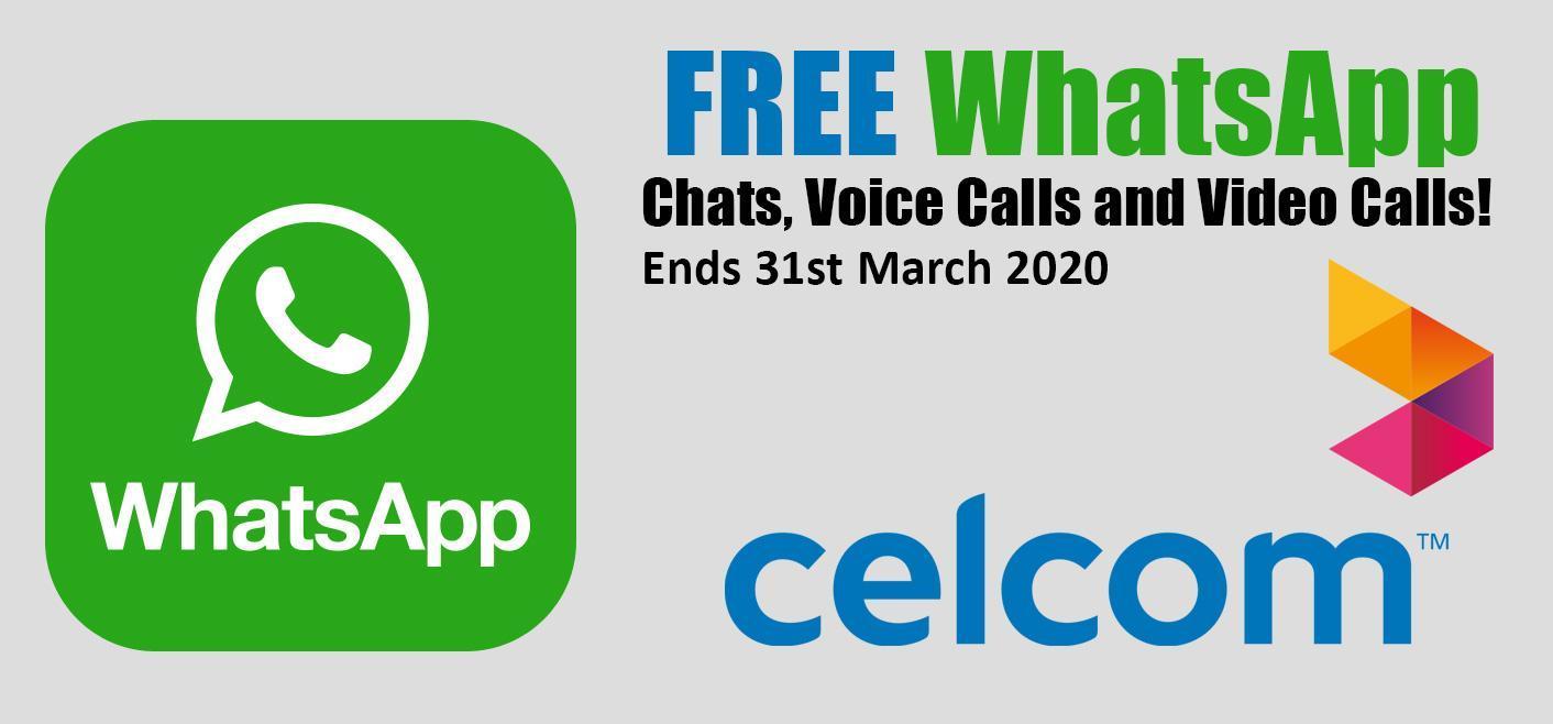 Celcom支援用户安心在家