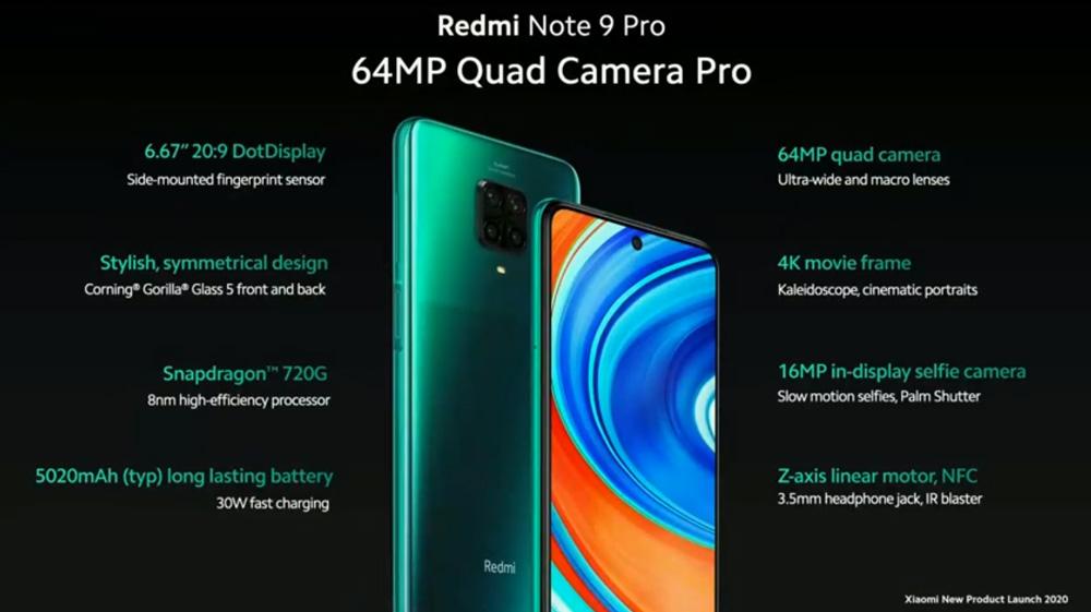 大马Redmi Note 9