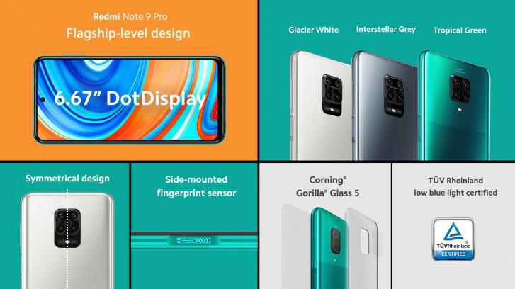 国际版Redmi Note 9、Note 9 Pro、小米Note 10 Lite发布 3