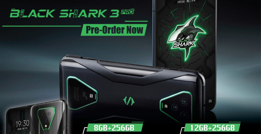 大马Black Shark 3 Pro售价曝光:电竞玩家买单吗? 1