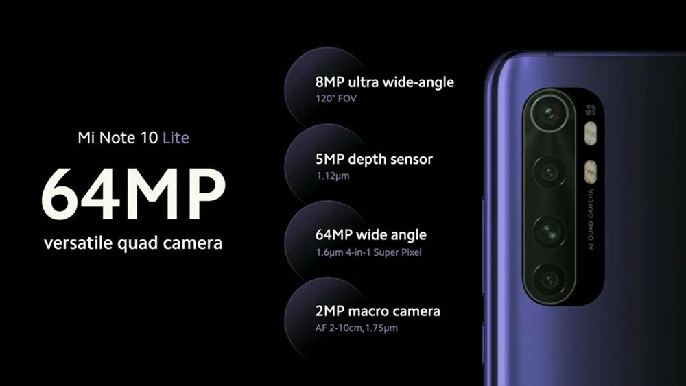 大马Redmi Note 9、Note 9 Pro、小米Note 10 Lite发布 2