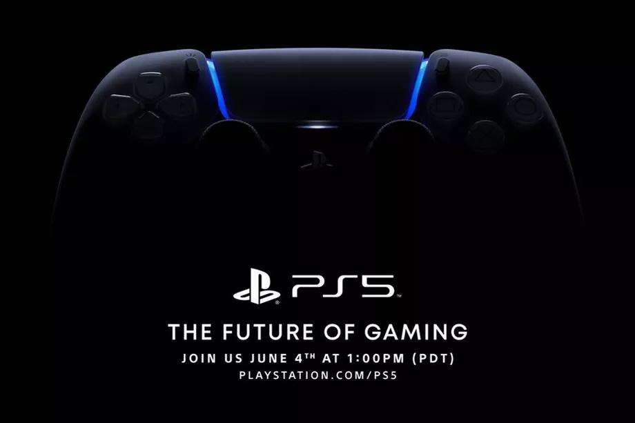 索尼PS5确定6月4日发布