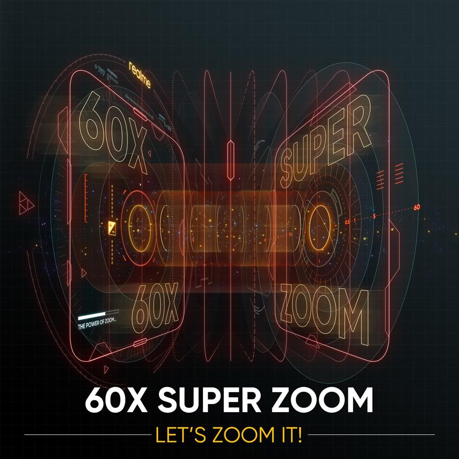 realme X3 SuperZoom:64MP四摄+60倍超级变焦+星空模式! 2