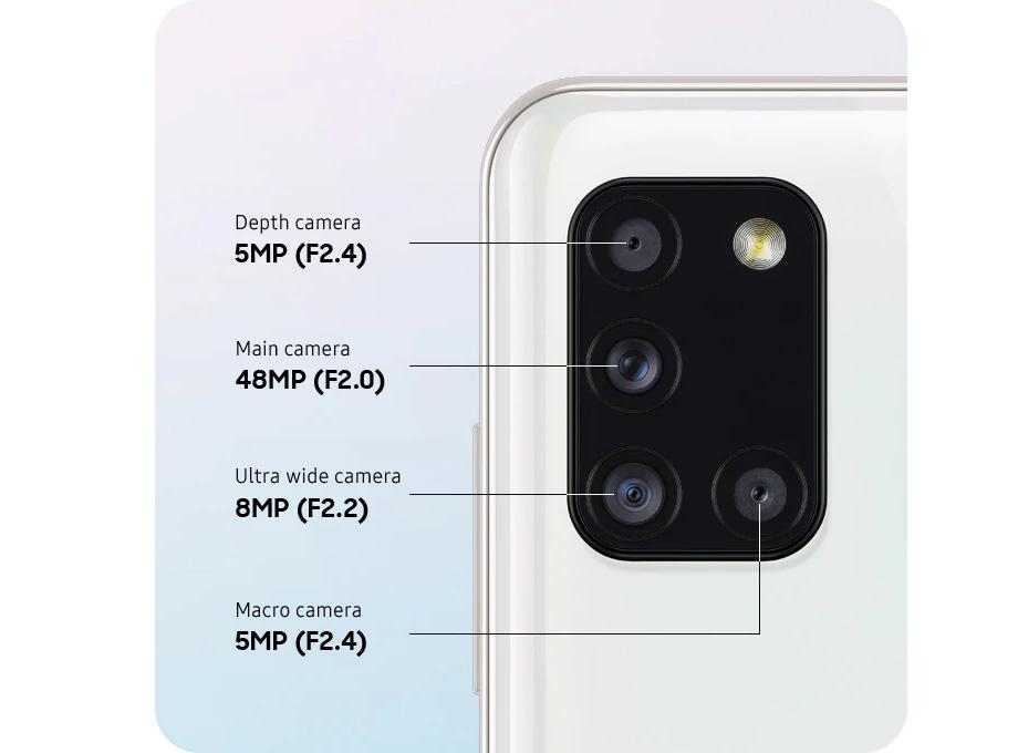 大马三星Galaxy A31发布,售价RM1099 1