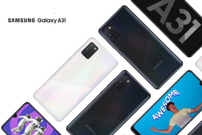 大马三星Galaxy A31发布