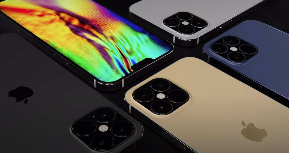 传iPhone 12 Pro