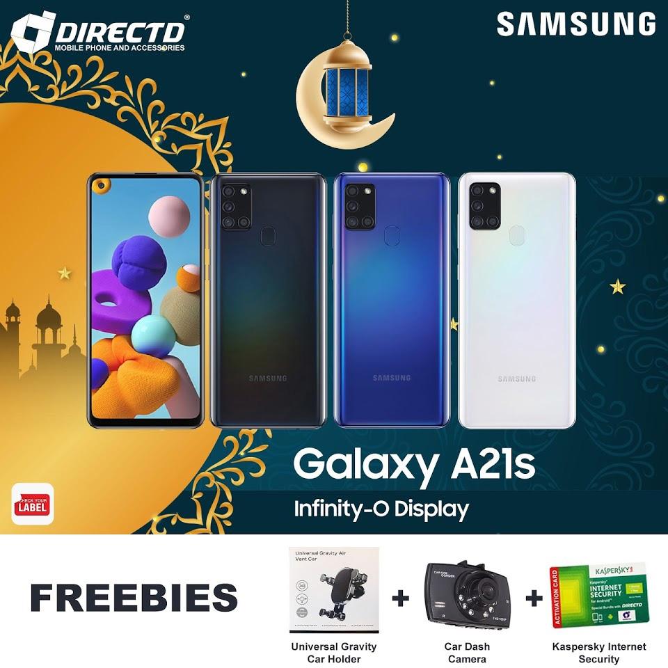 大马三星Galaxy A11、A21s开卖,首发Exynos 850! 1