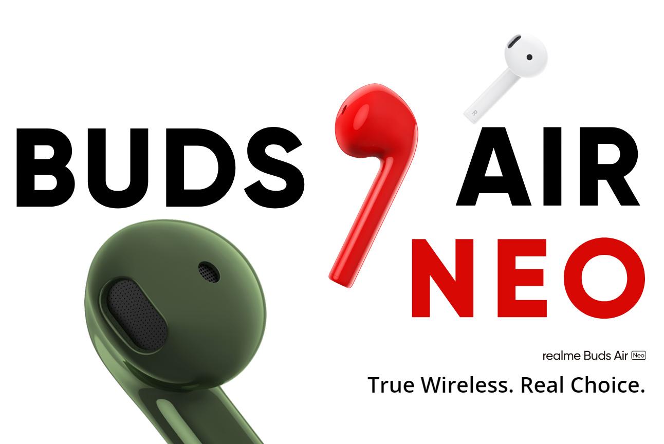 realme Band、realme Buds Air Neo Shopee首销闪购:节省高达39%! 6