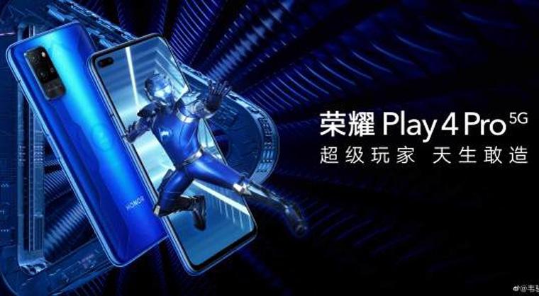 荣耀Play 4、Play 4 Pro中国发布,售价约RM1072起 1