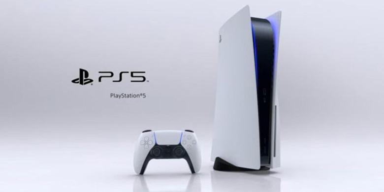 Sony PS5公布主机造型