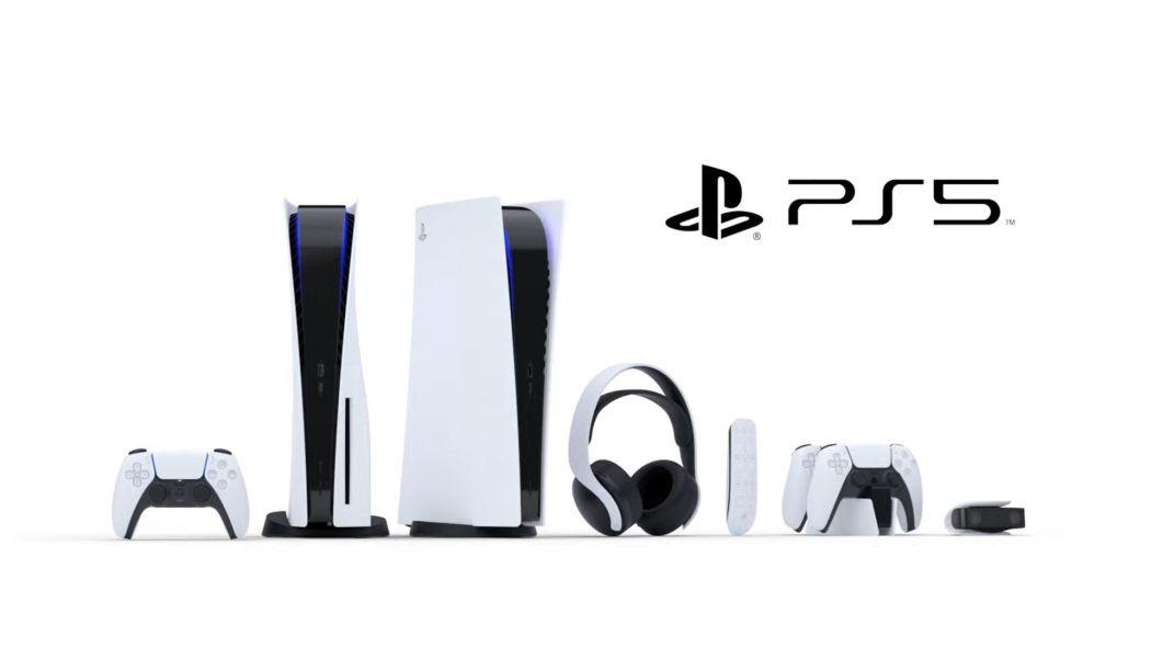 Sony PS5终于亮相