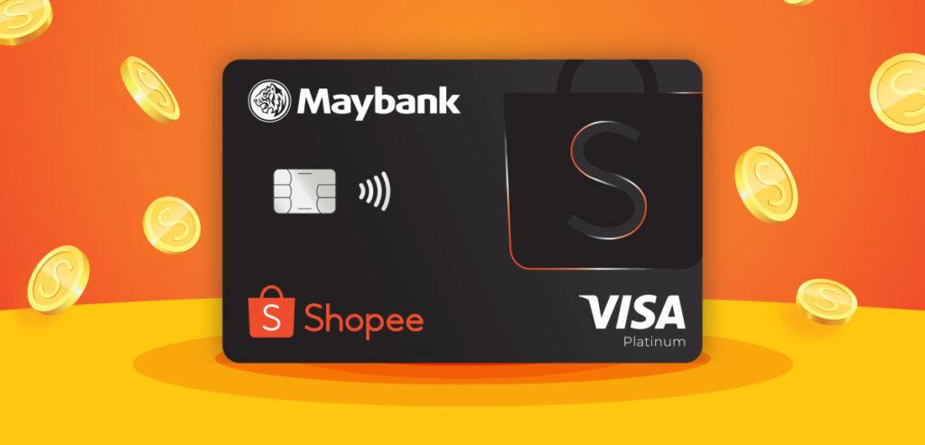 Maybank Shopee信用卡发布