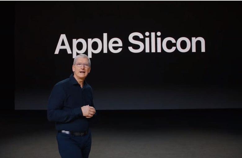 Apple宣布未来Mac将使用自研芯片