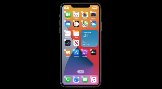 外媒盘点 iOS 14