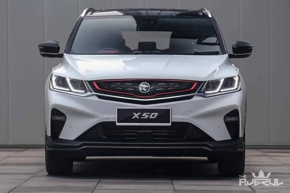 传Proton X50两月内发布,售价RM75,800起? 1