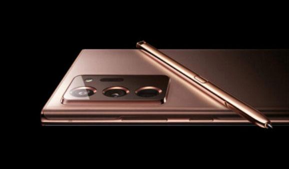 三星Galaxy Note 20系列将在8月5日发布 1