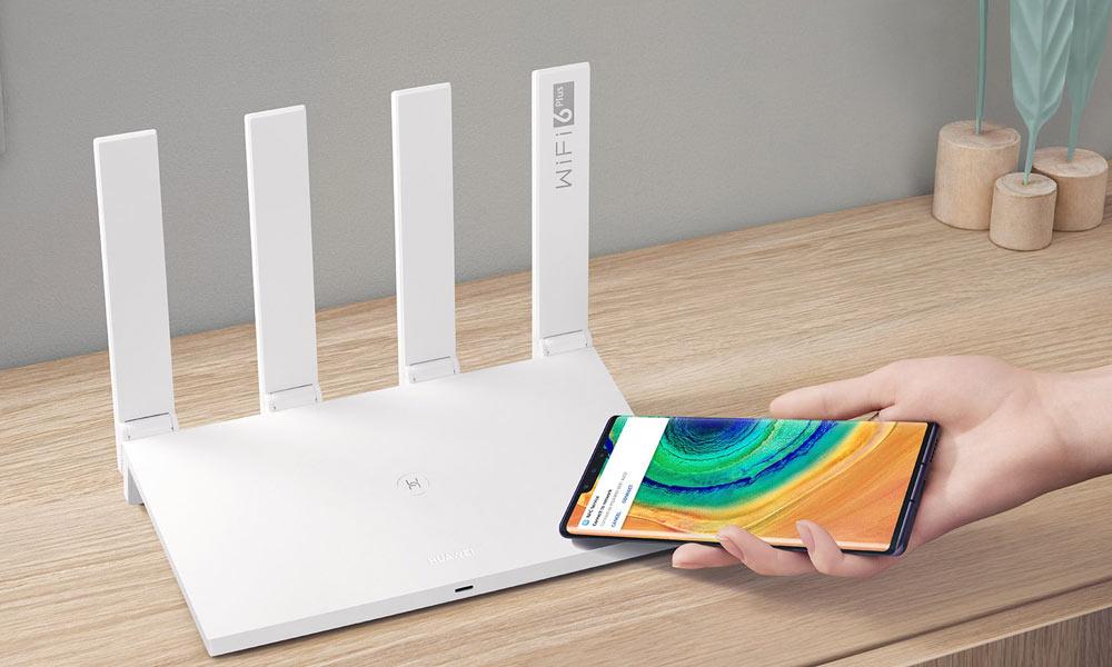 华为AX3 WiFi 6路由器