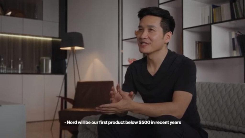 OnePlus Nord系列确定