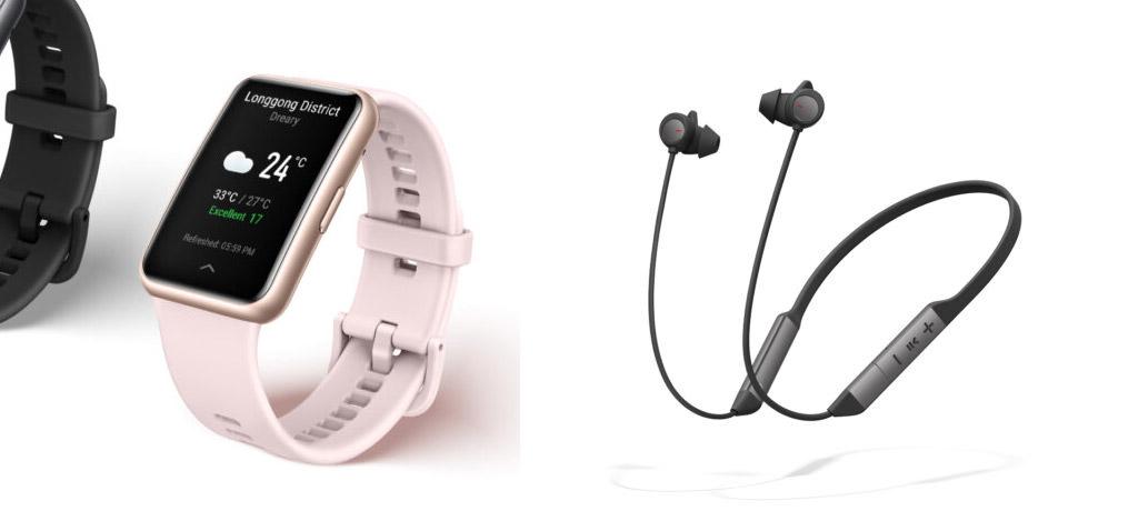大马华为Watch Fit、Freelace Pro发布,售价RM399起! 1