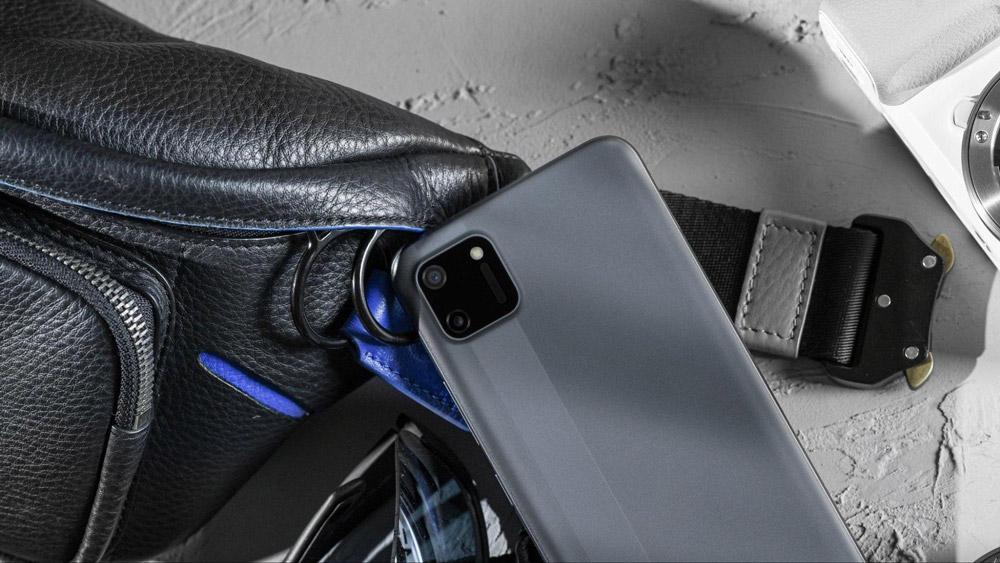 realme C11 3+32GB版:最佳流畅体验的入门手游神机! 3