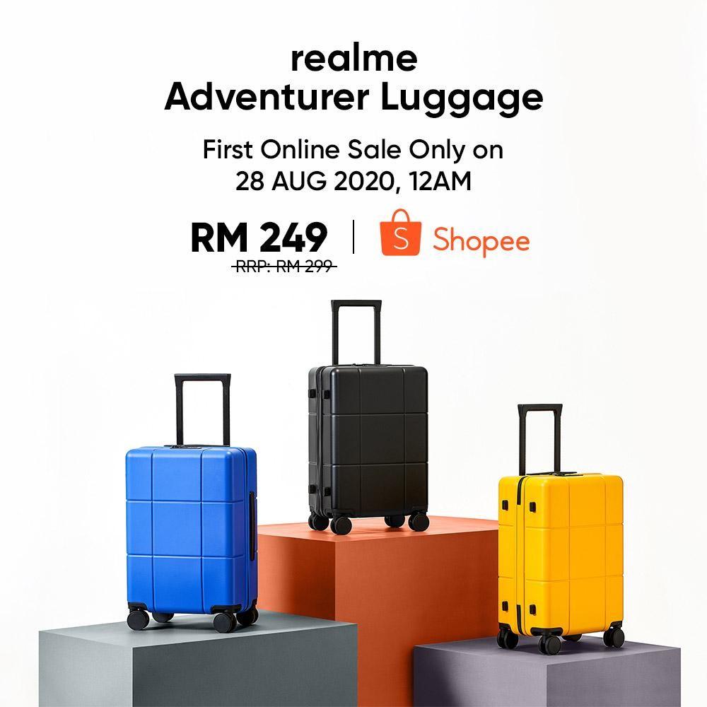 realme超级品牌日8月28日开跑:买手机送高达RM1425赠品! 9