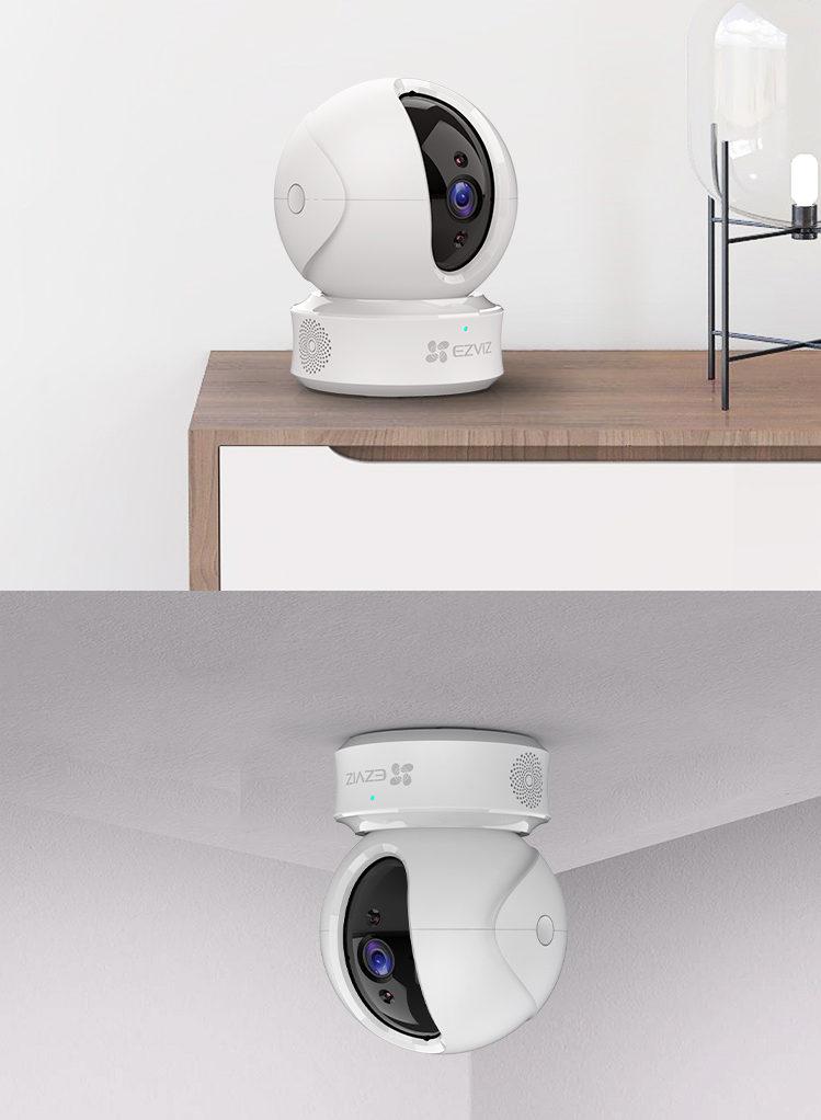 EZVIZ C6CN 智能家居摄像机,家的全方位看护 27