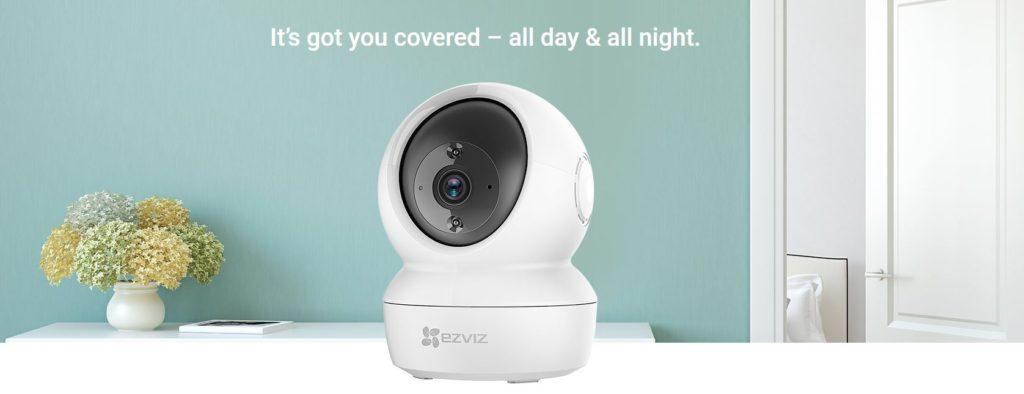 EZVIZ C6CN 智能家居摄像机,家的全方位看护 19
