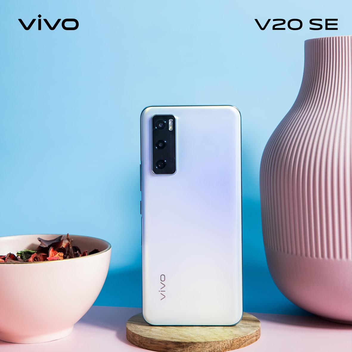 vivo V20 SE热销的背后:把设计和自拍优势发挥到极致 8