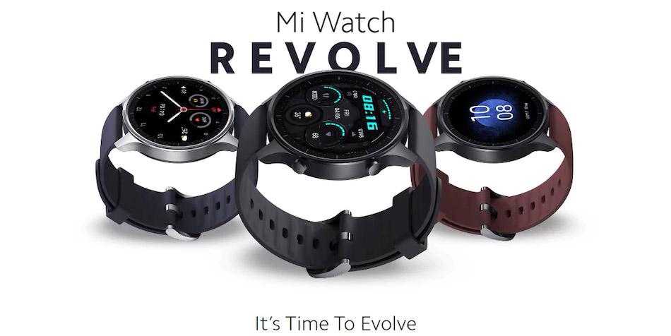 小米Mi Watch Revolve发布