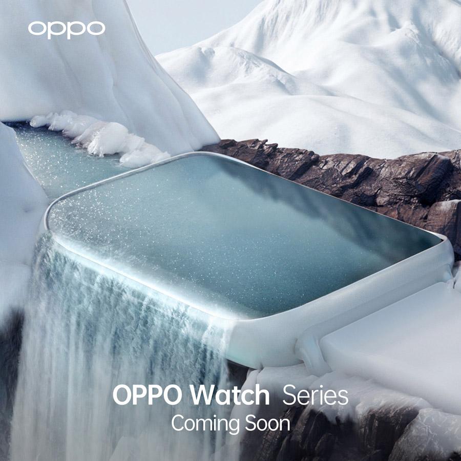 OPPO Watch系列即将在大马发布