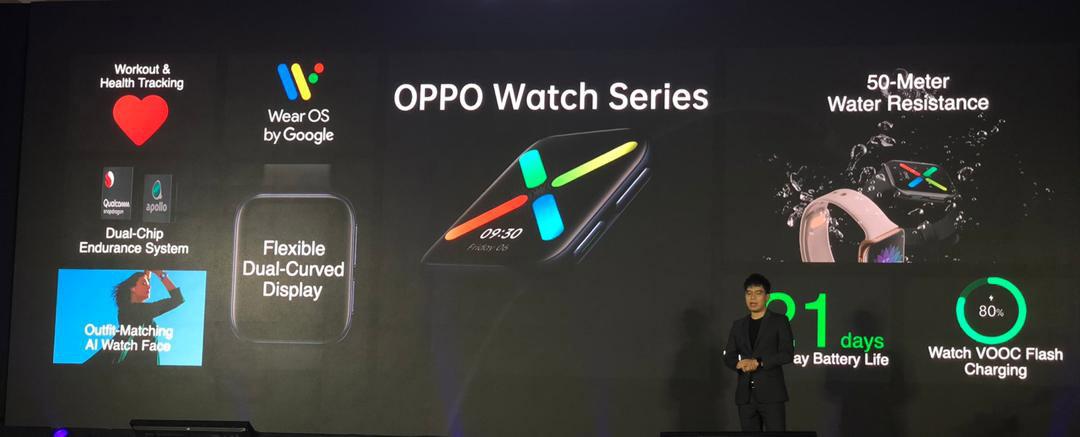 大马OPPO Watch系列发布,售价RM899起! 1