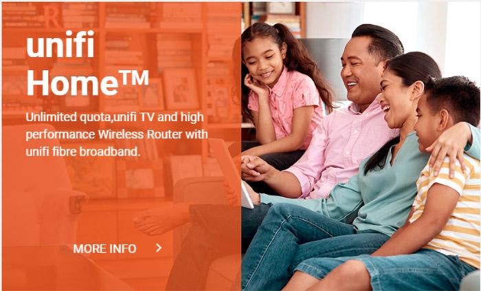 Unifi 500Mbps配套用户可降级