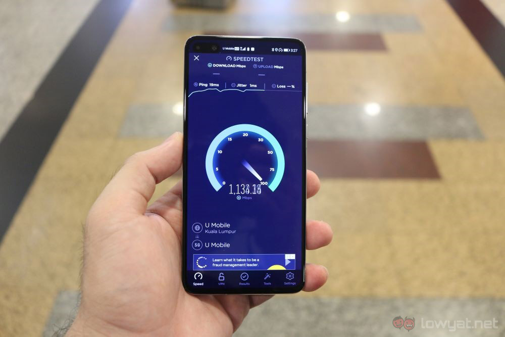 U Mobile用户可在Berjaya
