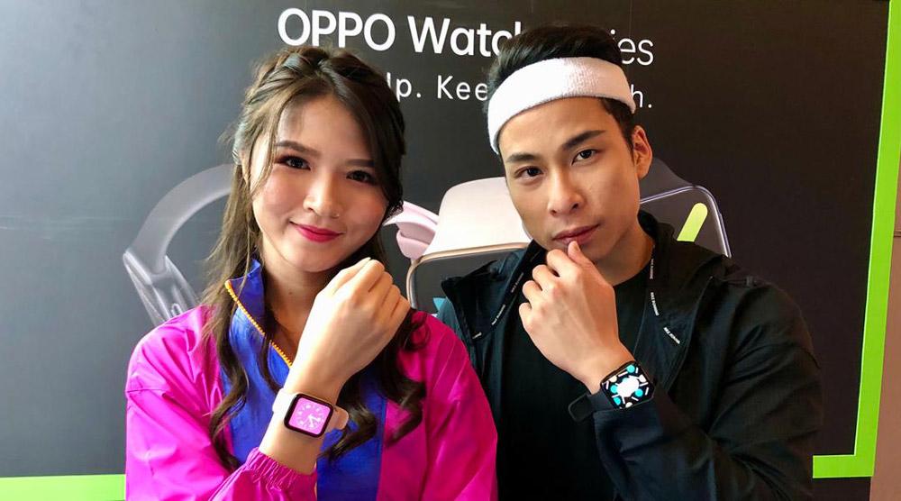 大马OPPO Watch系列发布