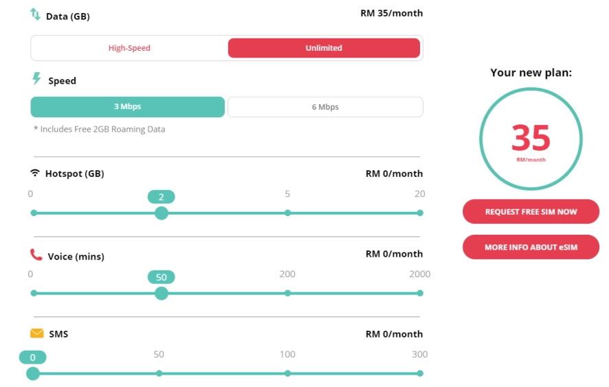 Yoodo推出无限Data配套