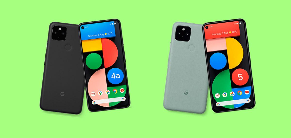 谷歌Pixel 5