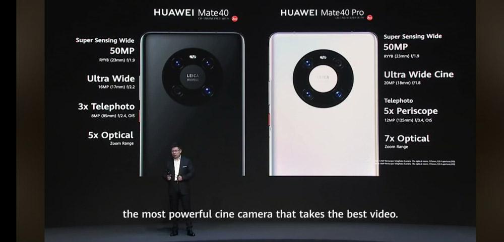 华为Mate 40系列发布,售价约RM4401起 8