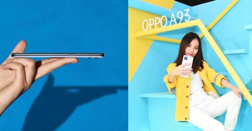 OPPO A93独创6 AI摄像头新玩法