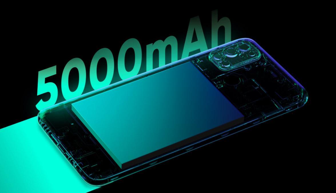 越级潮机realme 7i:5000 mAh电池+完美优化,魔王级续航! 3