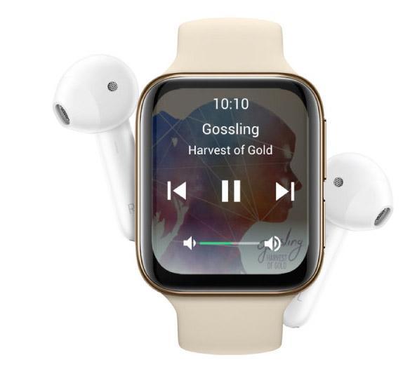 """安卓智能手表中的""""旗舰""""OPPO Watch:全球首款同时搭载谷歌WearOS和双曲面设计,顶级功能+AI穿搭表盘,科技与时尚的结合! 2"""