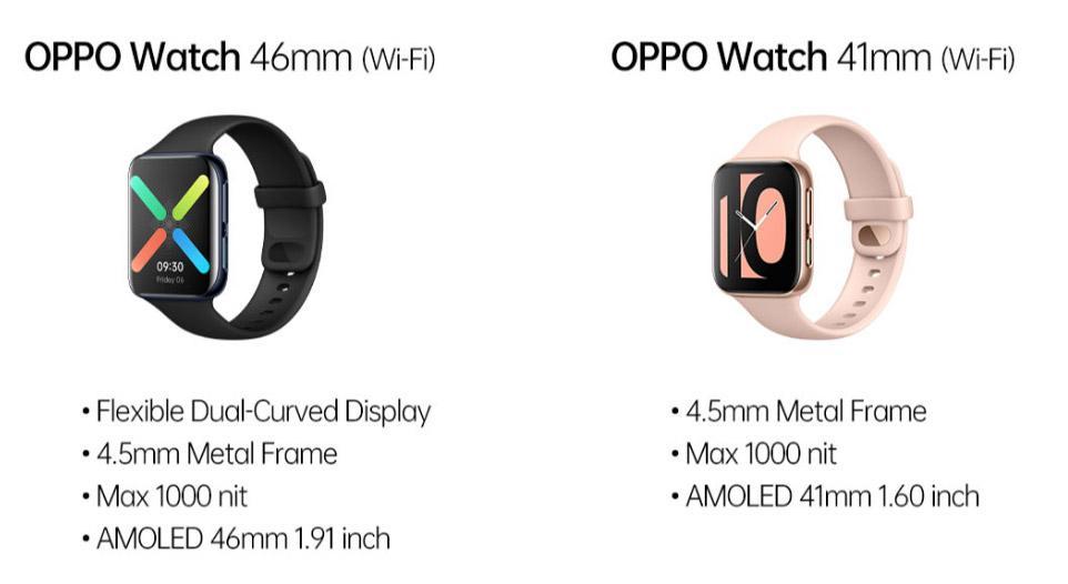 """安卓智能手表中的""""旗舰""""OPPO Watch:全球首款同时搭载谷歌WearOS和双曲面设计,顶级功能+AI穿搭表盘,科技与时尚的结合! 9"""