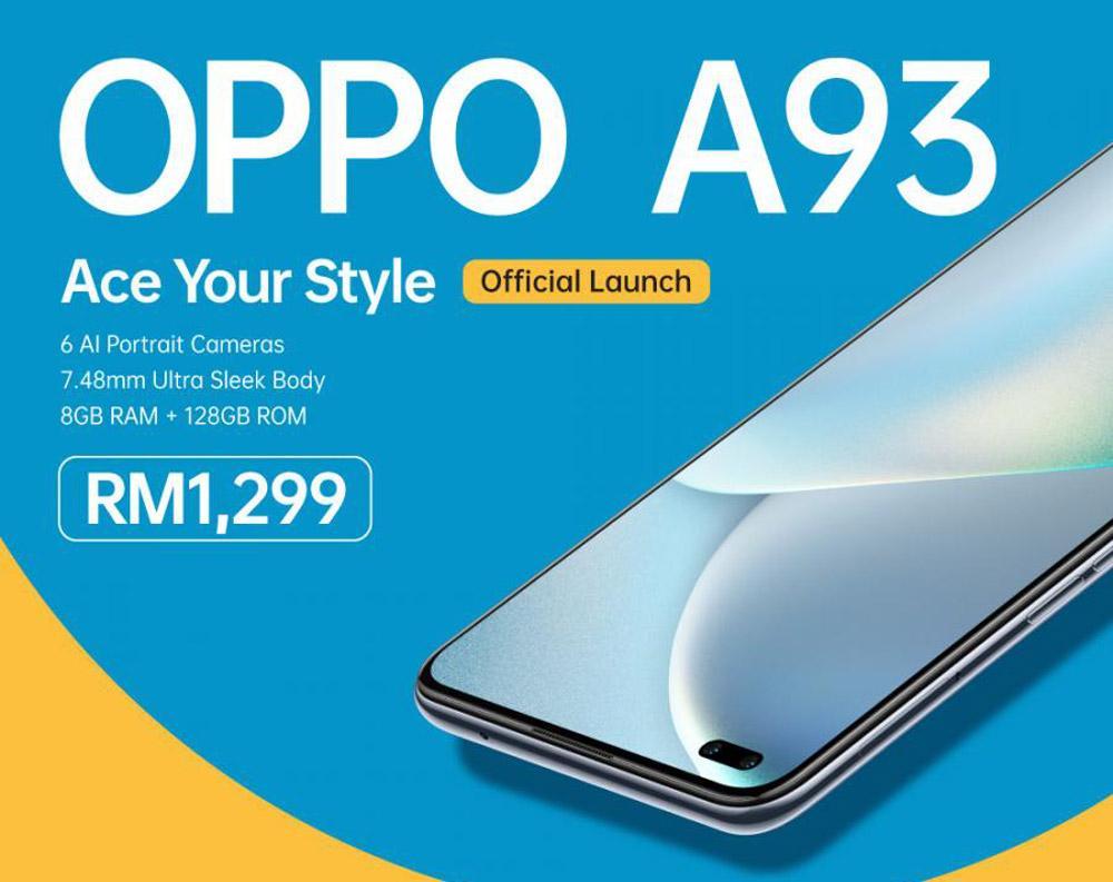 买手机,要省钱+实用!OPPO A93独创6 AI摄像头新玩法,RM1,300块有找! 12