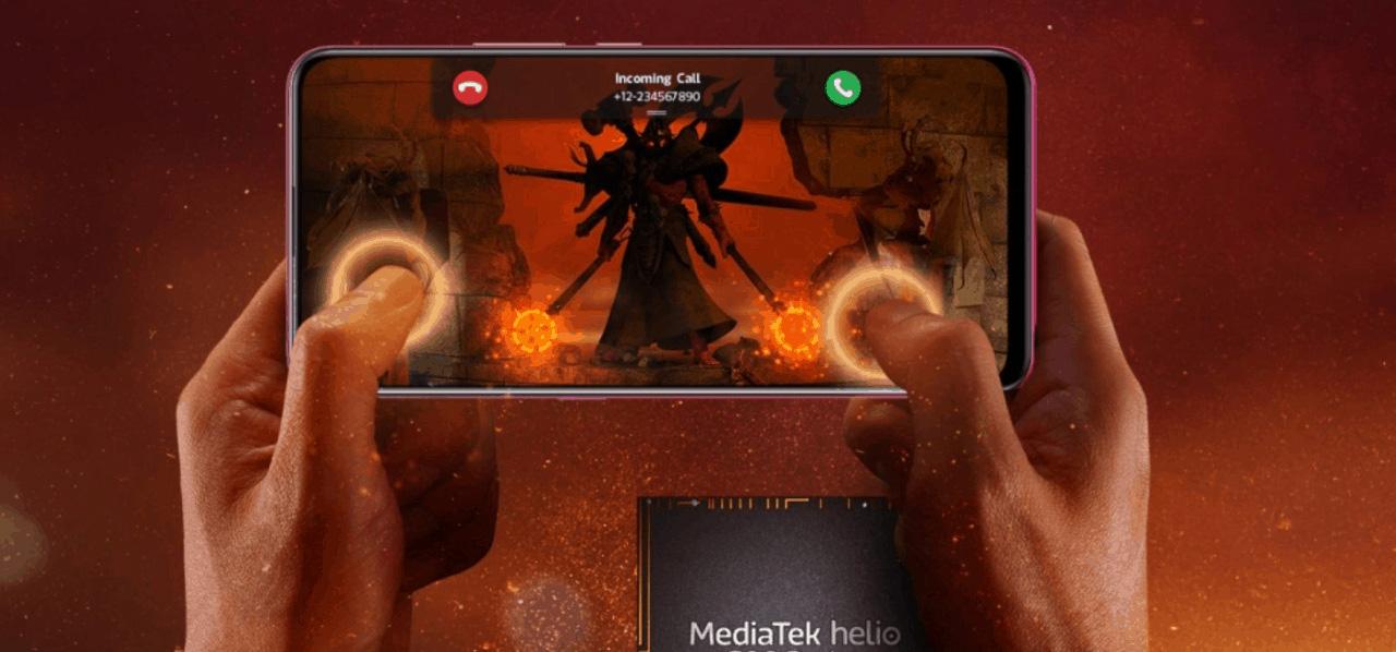 手游机王realme narzo 20 Pro:搭载联发科Helio G95的性能魔兽! 2
