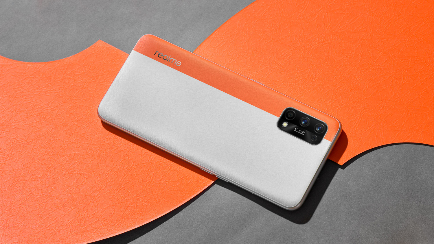 realme 7 Pro Special Edition 素皮版潮机登场